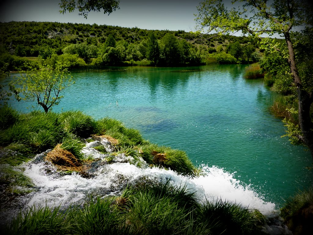 Zrmanja river (Hr)