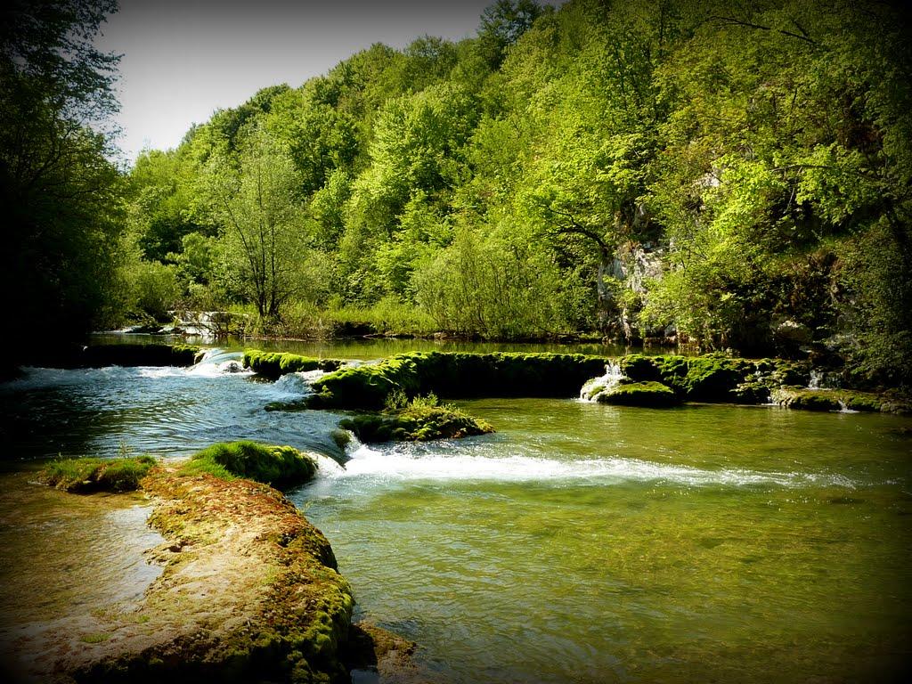 Mrežnica river (Hr)