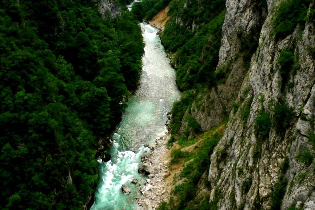 Piva river (MNE)